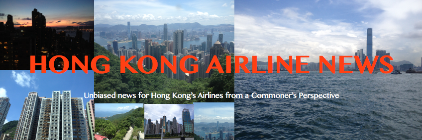 Hong Kong Airline News